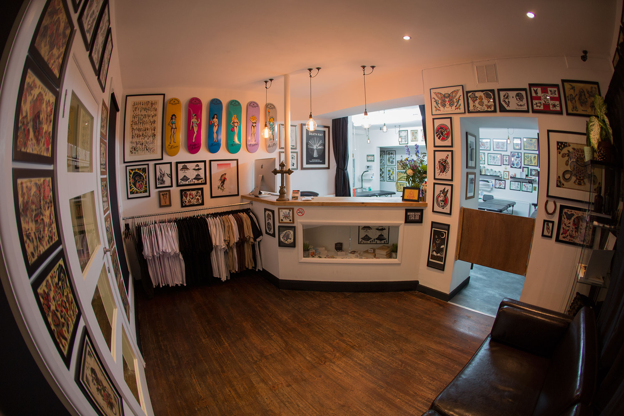 5479e963 Hastings tattoo: a rising star of ink. - Get Hastings